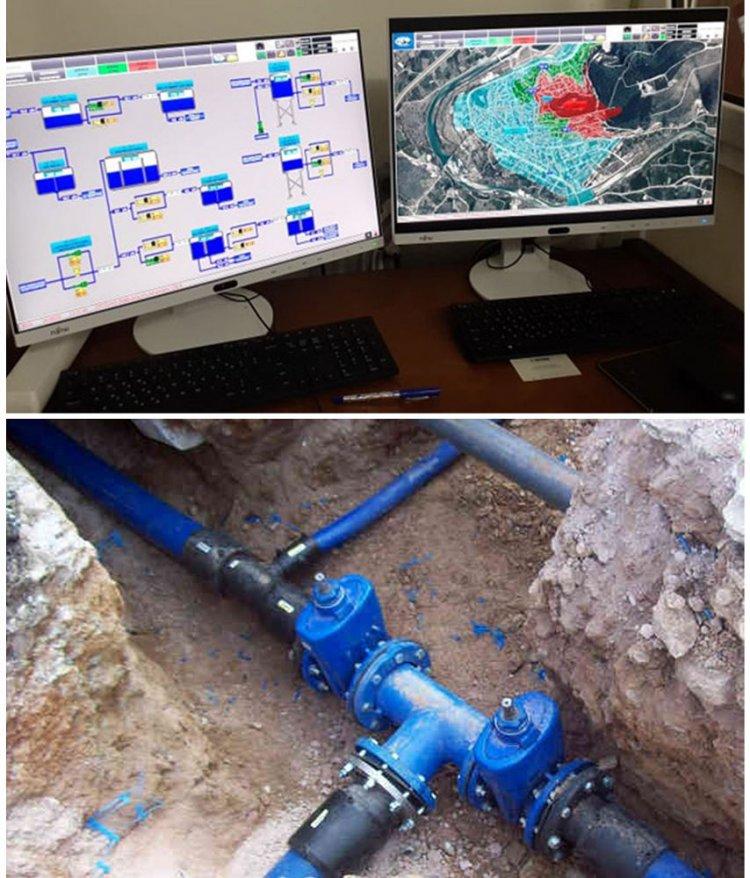 Municipality of Syros: Ενισχύεται με νέο σύστημα τηλεμετρίας το υδροδοτικό δίκτυο της ΔΕΥΑ Σύρου