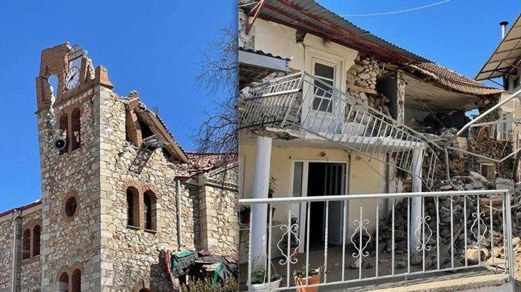 Earthquake in Elassóna: Σε πλήρη επιφυλακή όλες οι εμπλεκόμενες δυνάμεις για το σεισμό -Ενεργοποιήθηκε το Γενικό Σχέδιο «Εγκέλαδος»