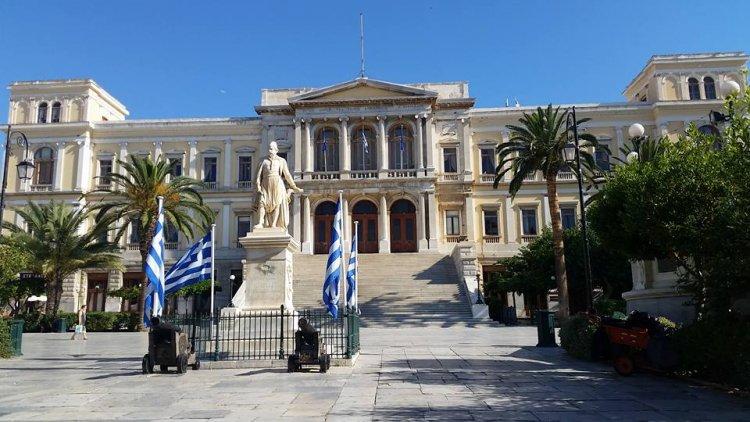 Syros Culture: Ο Δήμος Σύρου - Ερμούπολης χαιρετίζει την τροπολογία για την σύσταση τριών επιτροπών για τα Επικινδύνως Ετοιμόρροπα Κτίρια