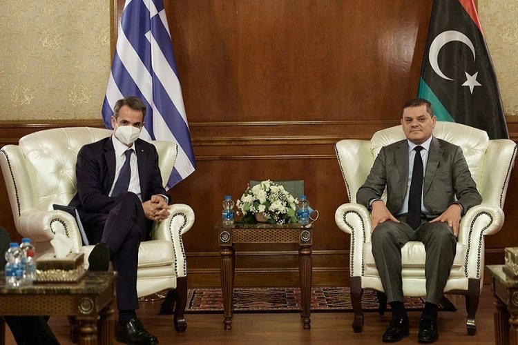 PM Mitsotakis: Θεμέλιο της νέας αφετηρίας στις σχέσεις Ελλάδας- Λιβύης, η πίστη στις αρχές της διεθνούς νομιμότητας