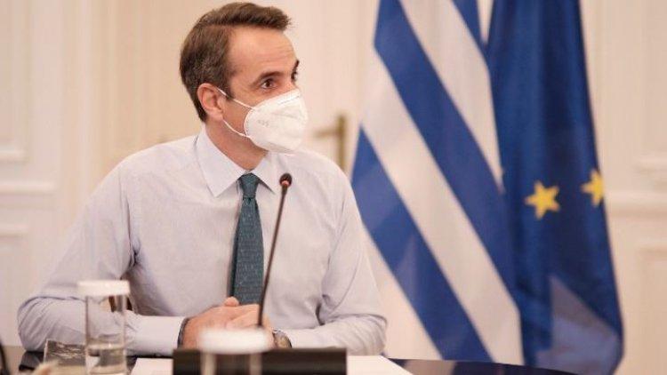 PM Mitsotakis: Στο τέλος της εβδομάδας self test σε λιανεμπόριο, μεταφορές και delivery