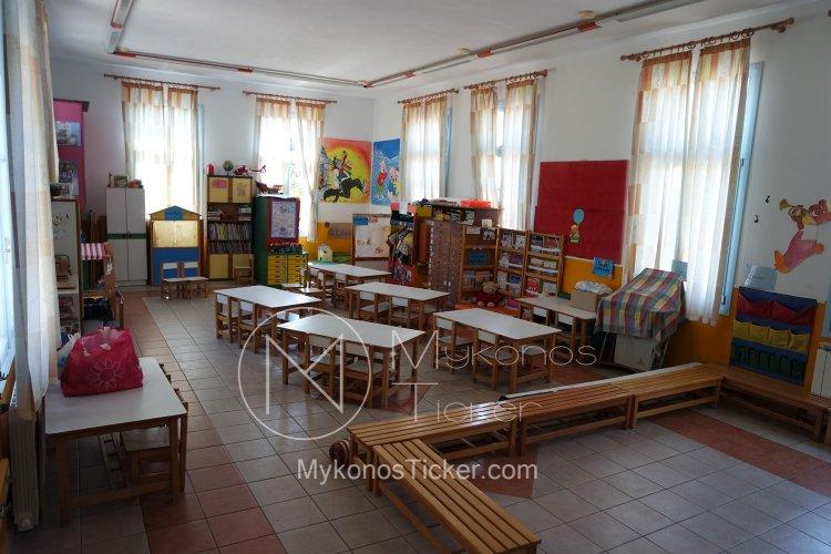 Nurseries School: Απο σήμερα Αιτήσεις για Εγγραφές και Επανεγγραφές στους Βρεφονηπιακούς Σταθμούς του ΟΑΕΔ