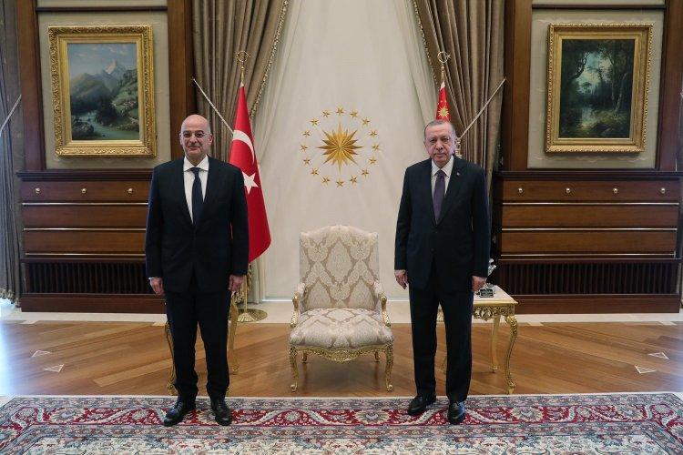 FM Dendias: Ολοκληρώθηκε η συνάντηση Δένδια – Ερντογάν!! Τι συζήτησαν!!