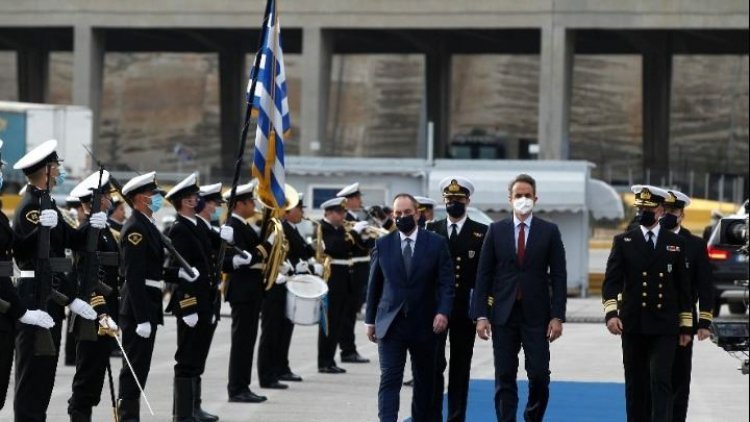 PM MItsotakis: Ισχυρό λιμενικό σημαίνει και ισχυρή Ελλάδα