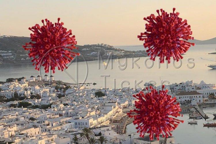 Coronavirus Disease: 27 κρούσματα στο Νότιο Αιγαίο -  1.169 κρούσματα σε Αττική, 299 σε Θεσσαλονίκη - Η κατανομή