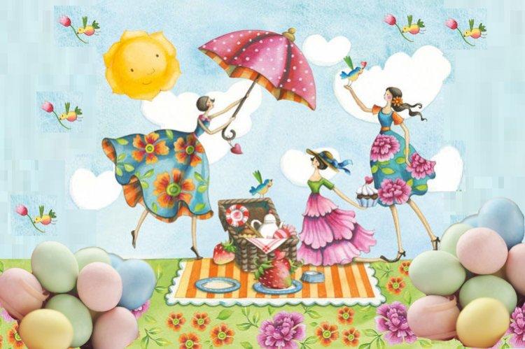 Annual Weather: Τι δείχνουν τα Μερομήνια, για τον καιρό τις ημέρες του Πάσχα!!