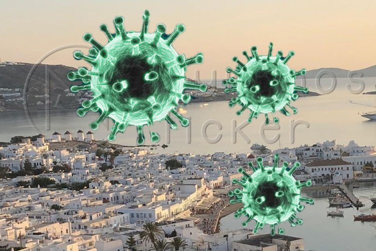 Coronavirus Disease:2.759 νέα περιστατικά μόλυνσης, τα 3 στην Μύκονο – 822 νοσηλεύονται διασωληνωμένοι, 75 νέοι θάνατοι