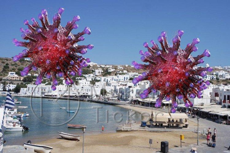 Coronavirus Disease: 23 κρούσματα στο Νότιο Αιγαίο - 1.305 κρούσματα σε Αττική, 374 σε Θεσσαλονίκη - Η κατανομή