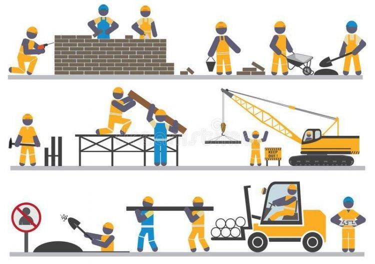 Easter Bonus - Construction sector: Δώρο Πάσχα σε οικοδόμους - Τη Μεγάλη Τετάρτη η πληρωμή αδειοδωροσήμου