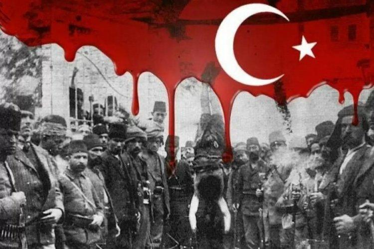 Armenian Genocide Remembrance Day: 24η Απριλίου, Ημέρας Μνήμης των Θυμάτων της Γενοκτονίας των Αρμενίων