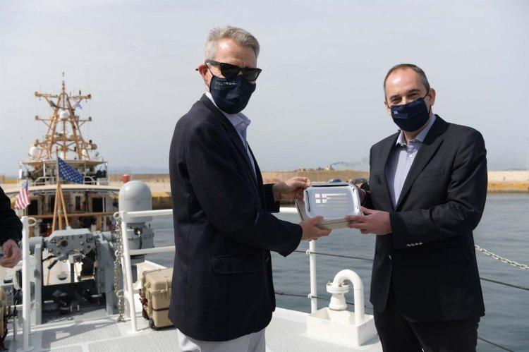 Shipping Min Plakiotakis: Ελλάδα και ΗΠΑ απολαμβάνουν εξαιρετικές και αμοιβαία επωφελείς σχέσεις