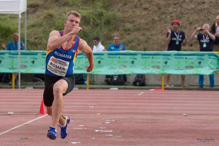 Naxos Portarathlon 2021: O πρωταθλητής Ρουμανίας στο δέκαθλο και στο έπταθλο Roman Razvan στο Portarathlon