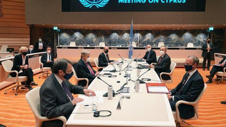 Summit on the Cyprus issue: Σε οριστικό ναυάγιο κατέληξε η Πενταμερής - Νέα σύνοδος σε 2-3 μήνες