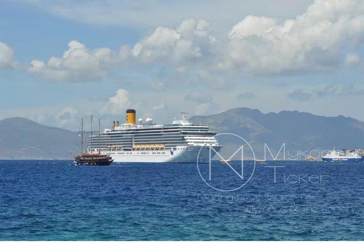 Reopening of Cruise: Οι κρουαζιέρες για Αμερικανούς τουρίστες που επιλέγουν Ελλάδα, το καλοκαίρι 2021!!
