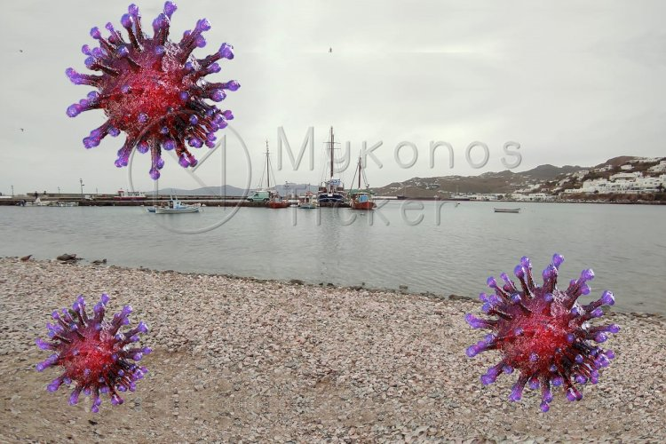 Coronavirus Disease: 55 κρούσματα στο Νότιο Αιγαίο -  1.122 κρούσματα σε Αττική,   285 σε Θεσσαλονίκη - Η κατανομή