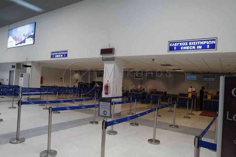 New Aviation Guidelines: Παρατείνονται οι περιορισμοί στις πτήσεις εσωτερικού - Έως 14 Μαΐου μόνον οι ουσιώδεις μετακινήσεις