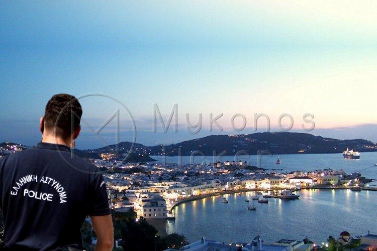 Mykonos Arrest: Τέσσερις [4] συλλήψεις για παραβάσεις στη Μύκονο