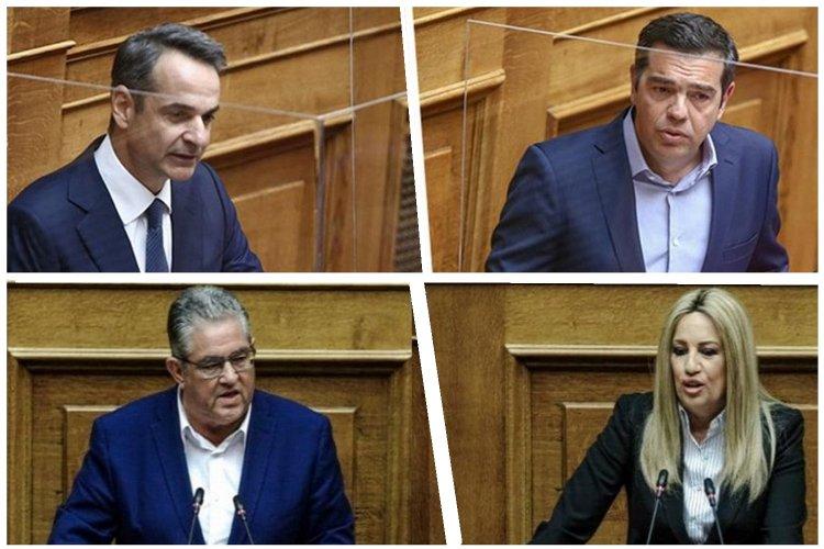 Scenarios for the elections: Ο Κυριάκος, ο Αλέξης, η Φώφη και οι εκλογές!! Κινήσεις και παρασκήνιο!!