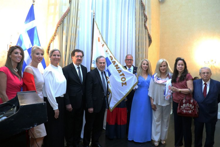 200 Years of Independence - Sail to Freedom: Η Κατερίνα Μονογυιού στην εμβληματική εκδήλωση «Sail to Freedom» για τα 200 χρόνια της επανάστασης
