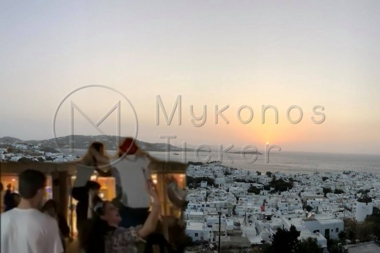 Mykonos arrests: Σύλληψη για αναπαραγωγή μουσικής και πρόστιμο, από Αστυνομικούς του Α. Τ. Μυκόνου