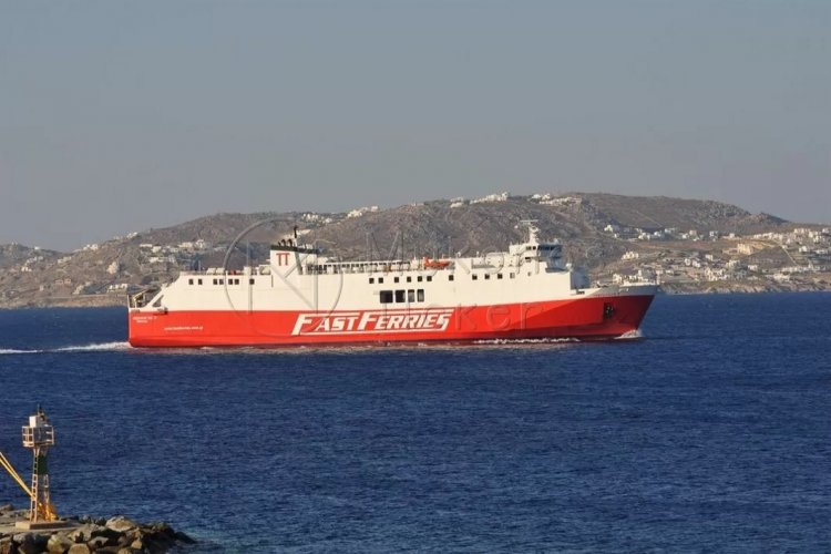 Ferry Routes: Τροποποίηση δρομολογίων των ΘΕΟΛΟΓΟΣ Π. & FAST FERRIES Andros την Πέμπτη 10/6 λόγω της 24ωρης απεργίας