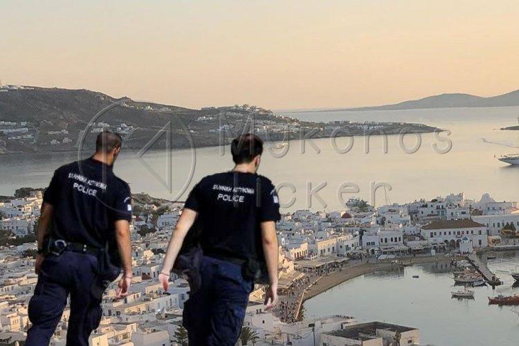 Mykonos Arrest: Τέσσερις [4] συλλήψεις για Ναρκωτικά και άλλες παραβάσεις στη Μύκονο