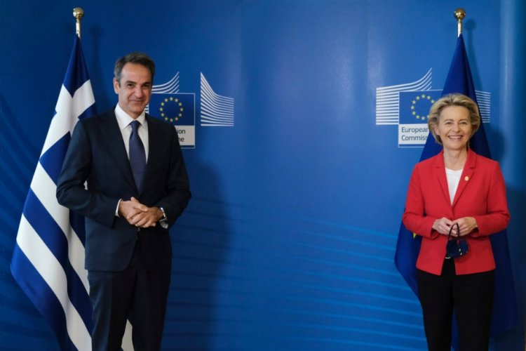 Ursula von der Leyen:  Στις 17 Ιουνίου στην Ελλάδα η πρόεδρος της Κομισιόν
