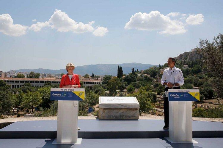 PM Mitsotakis: Ιστορική στιγμή για την Ευρώπη και την Ελλάδα