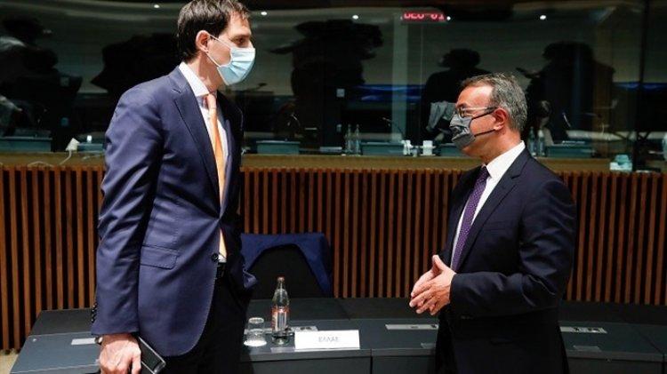 FM Staikouras welcomes Eurogroup decision: «Πράσινο» φως για εκταμίευση 748 εκατ. ευρώ - Μόνιμη μείωση ΦΠΑ σε 5 νησιά