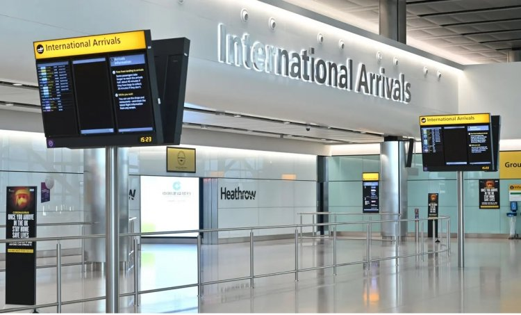 Quarantine-free travel: Η Βρετανία αίρει την υποχρέωση καραντίνας για όσους επιστρέφουν από τη Γαλλία
