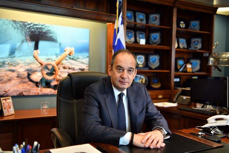 Shipping Minister Plakiotakis: Η δήλωση υγείας είναι υποχρεωτική!! Στο 85% η πληρότητα των πλοίων [Video]