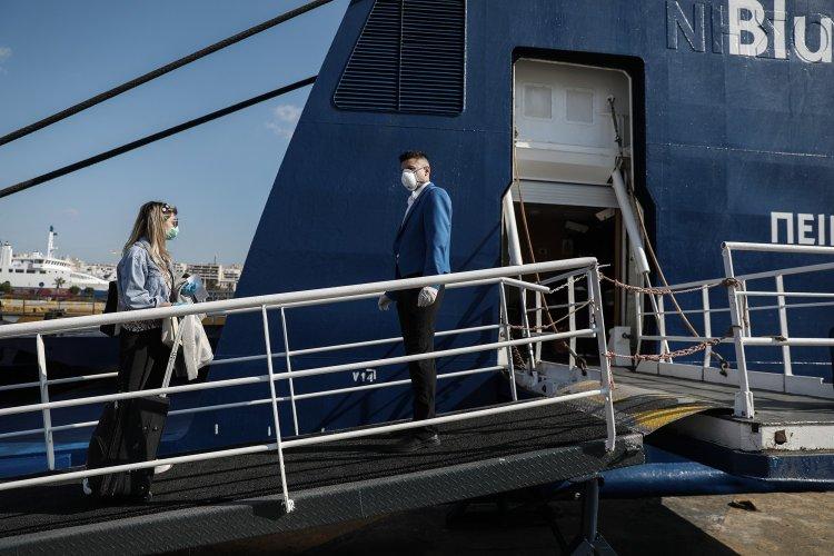 Domestic Travel Restrictions: Μόνο με Green Pass και Μοριακό ή Rapid test στα νησιά από Δευτέρα - Μια ώρα νωρίτερα στα λιμάνια οι επιβάτες - Τα νέα έγγραφα και οι οδηγίες
