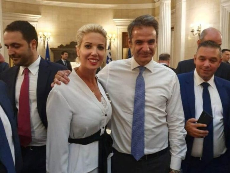 MP Katerina Monogiou: Δύο χρόνια κυβέρνησης Νέας Δημοκρατίας