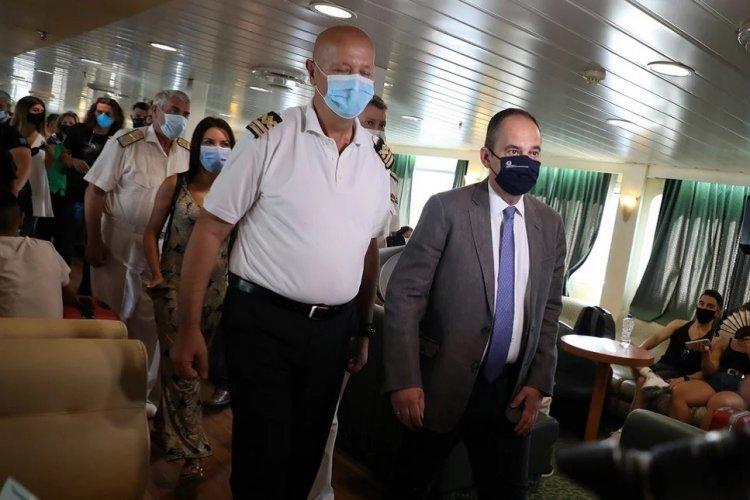 Plakiotakis: Θα υπάρξουν ανακοινώσεις για Καμπίνες Καραντίνας!! Μελετάμε όλα τα ενδεχόμενα [Video]