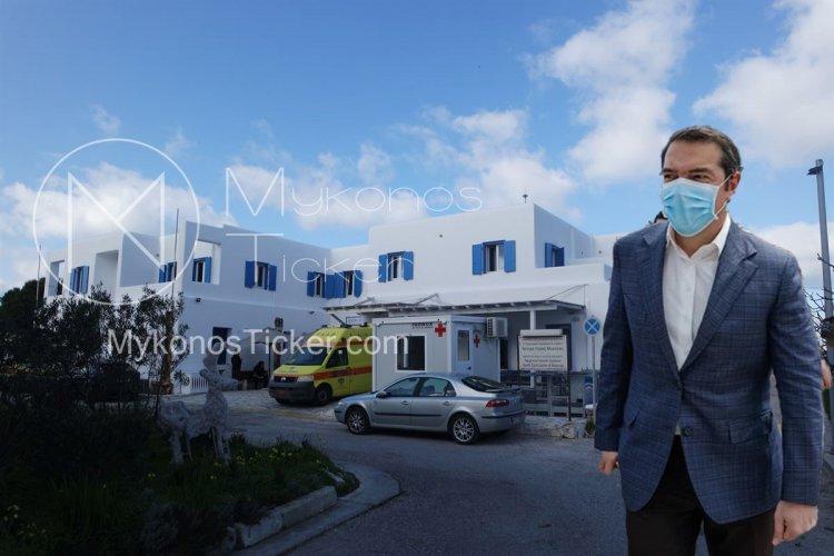 SΥΡΙΖΑ Leader: Το πρόγραμμα της επίσκεψης του Αλέξη Τσίπρα στη Μύκονο