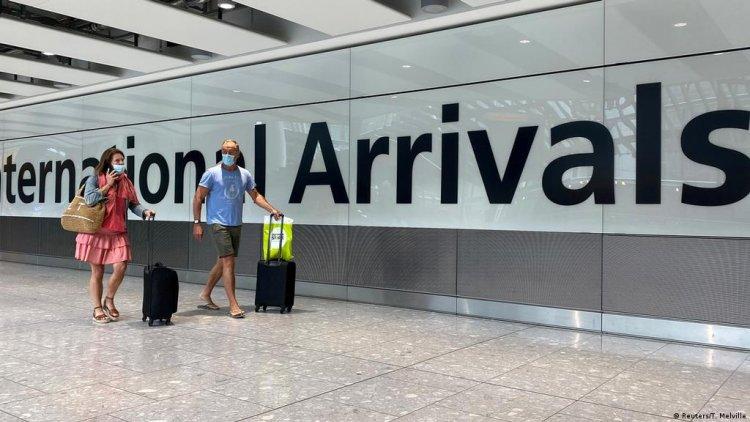 U.S. CDC: Συστήνουν στους αμερικανούς τουρίστες να αποφύγουν Ελλάδα, Ιρλανδία, Ιράν και Παρθένες Νήσους