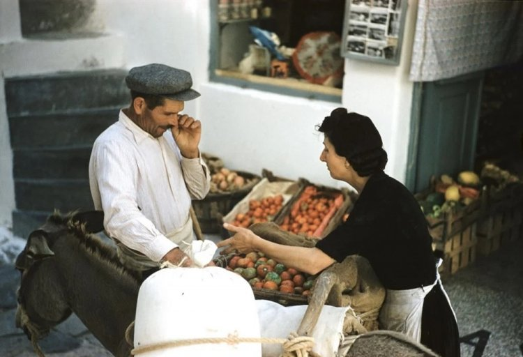 Mykonos Arts: Robert McCabe's photographs of Mykonos of the '50s on show at the island
