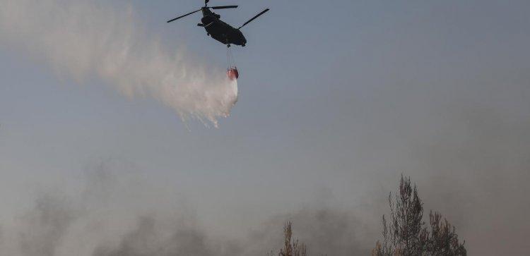Fires in Greece: Παραιτήθηκε ο διοικητής της Αεροπορίας Στρατού