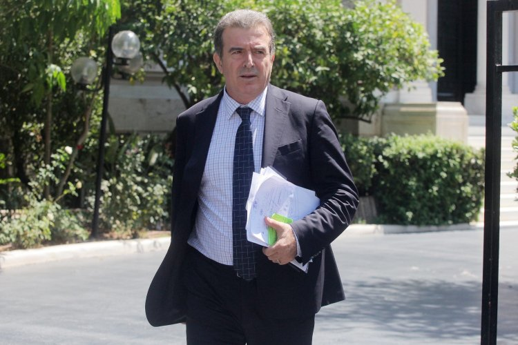 Government: Ποιοι [και μέσα στο Μαξίμου] θέλουν «Ιφιγένεια» τον Μ. Χρυσοχοΐδη