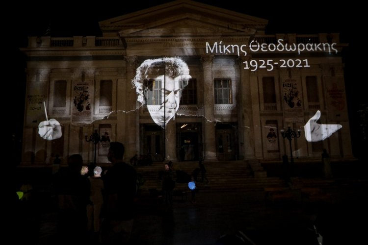 Mikis Theodorakis: Η Ελλάδα αποχαιρετά από σήμερα τον Μέγιστο Μίκη Θεοδωράκη με Τριήμερο λαϊκό προσκύνημα