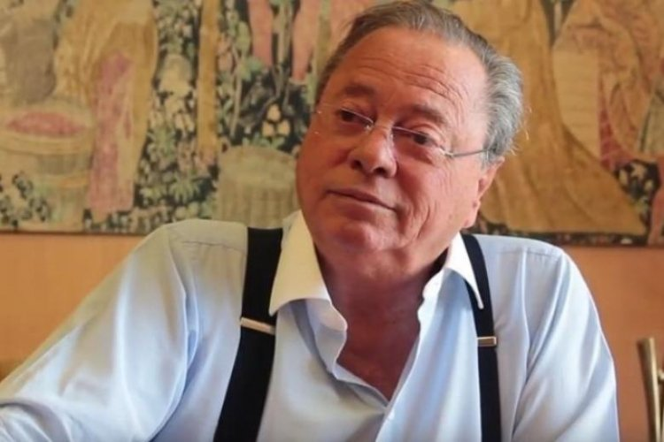 Notable Death: Πέθανε ο Βασίλης Κουρτάκης - Θεμελιωτής του ελληνικού κρασιού και της ρετσίνας