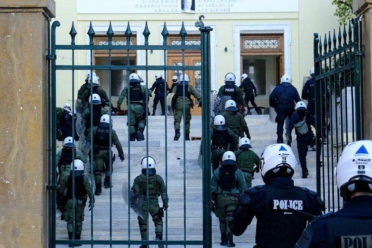 Police: Παγώνουν τώρα την πανεπιστημιακή αστυνομία, μέχρι την άνοιξη του 2022!!