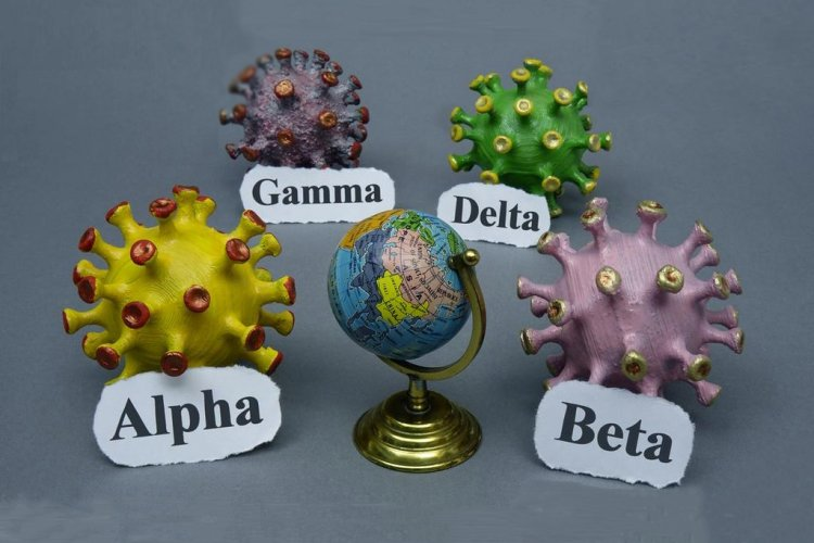 Delta Variant: Μικροσταγονίδια μεταφέρουν έως 4 μέτρα την Μετάλλαξη Δέλτα!!  Οι ανεμβολίαστοι αποτελούν εργοστάσιο παραγωγής νέων μεταλλάξεων!!