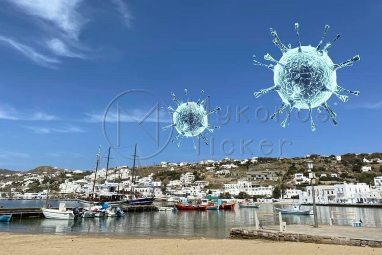 Coronavirus: 1.608 νέα περιστατικά μόλυνσης, τα 5 στην Μύκονο – 379 νοσηλεύονται διασωληνωμένοι, 51 νέοι θάνατοι