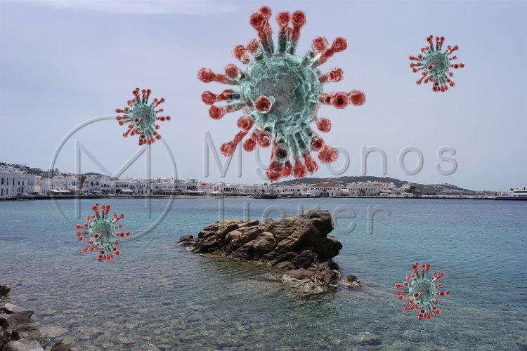 Coronavirus: 92 κρούσματα στο Ν. Αιγαίο [19 σε Μύκονο, 83 σε Ρόδο] - 606 κρούσματα σε Αττική, 117 σε Κρήτη, 409 σε Θεσσαλονίκη - Η κατανομή