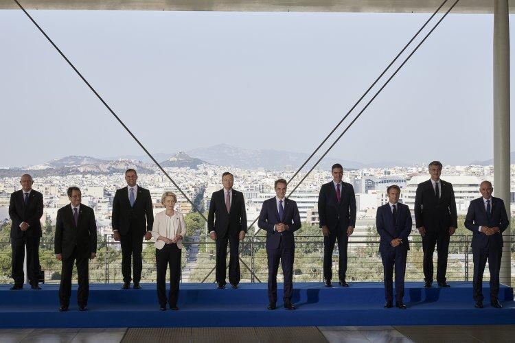 EUMed9 Summit on climate change:  Πολιτική διακήρυξη της 8ης Συνόδου Κορυφής