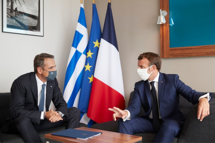 PM Mitsotakis: Στο Παρίσι τη Δευτέρα ο Κυριάκος Μητσοτάκης