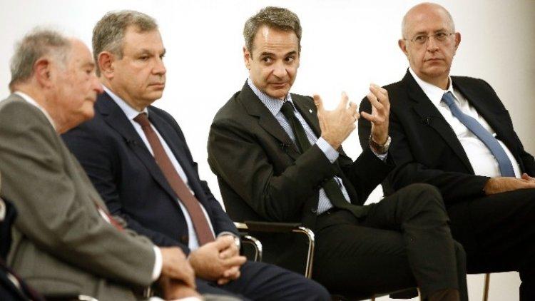 PM Mitsotakis:  Εχει έρθει και η ώρα της επιχειρηματικότητας να δει ζητήματα που έχουν να κάνουν με την πραγματική στήριξη του κόσμου της εργασίας