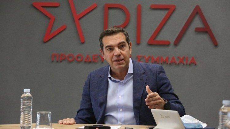 SYRIZA-Alexis Tsipras: Αλ. Τσίπρας για εξεταστική - Η ΝΔ έχει την πλειοψηφία. Όμως θα το αντέξει;