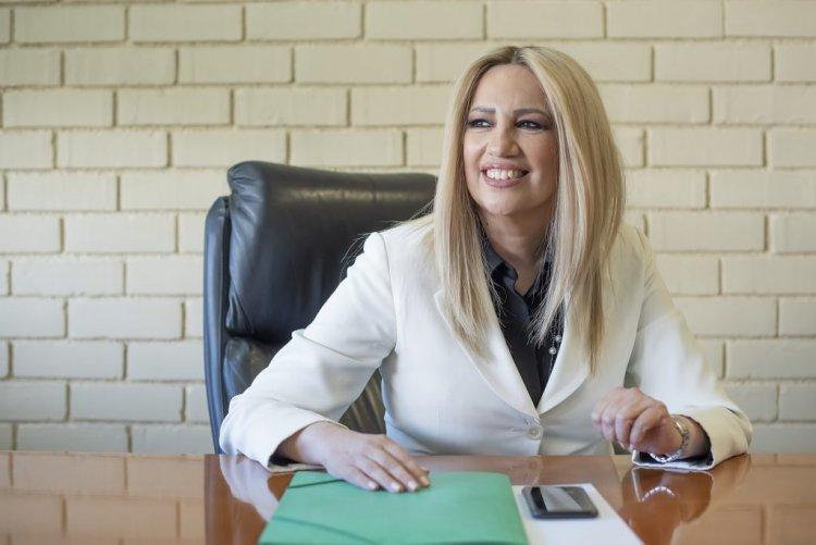 KINAL leader Fofi Gennimata:  Δεν θα είμαι υποψήφια στις εκλογές του ΚΙΝΑΛ - Προέχει η υγεία μου